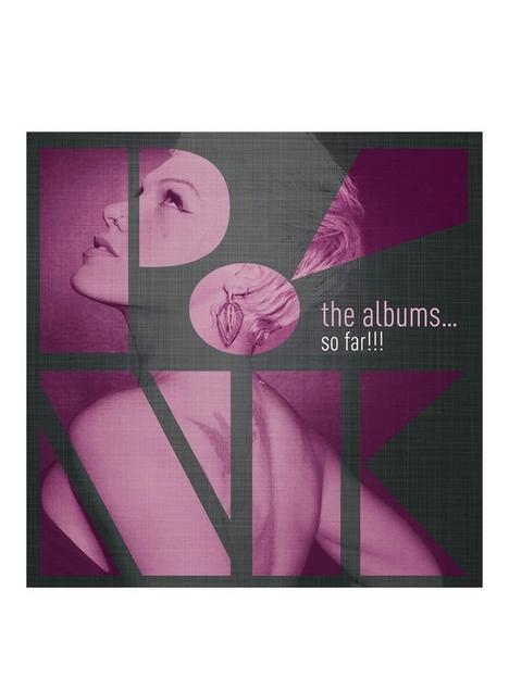 pnk-the-albums-so-far-cd