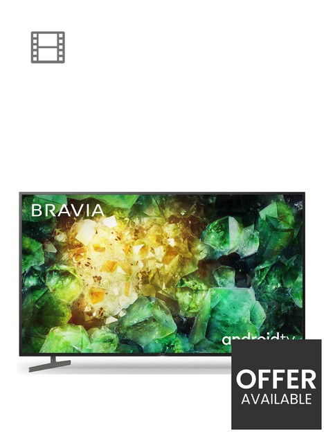 sony-bravia-ke55xh81-55-inch-led-4k-ultra-hd-high-dynamic-range-hdr-smart-tv-android-tv-with-voice-remote-black
