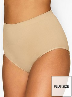 yours-yoursnbspseamless-light-control-briefs-nude