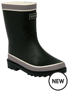 regatta-foxfire-junior-welly