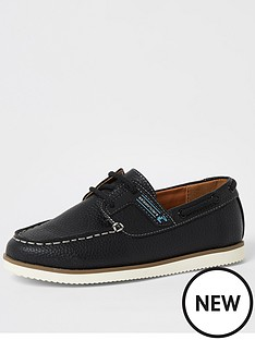 river-island-boys-lace-up-boat-shoes-navy