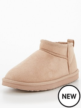 v-by-very-short-faux-suede-slipper-boot-mink