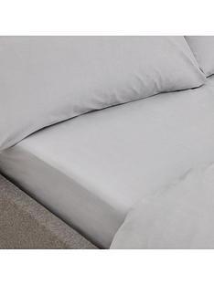 bianca-cottonsoft-bianca-green-200tc-organic-fitted-sheet-super-king