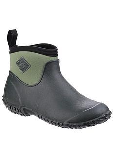 muck-boots-muckster-ii-ankle-wellington-boots--nbspgreen