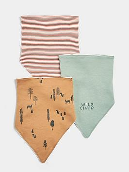 mamas-papas-baby-boys-3-pack-bibs-multi