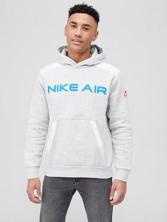 nike-air-fleece-hoodie-grey