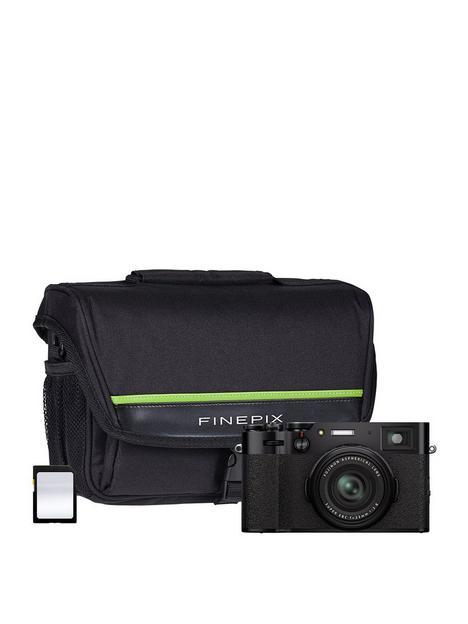 fujifilm-x100v-mirrorless-camera-with-23mm-f2-fujinon-lens-64gb-sd-card-system-bag-black