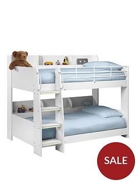 julian-bowen-teddy-bunk-white