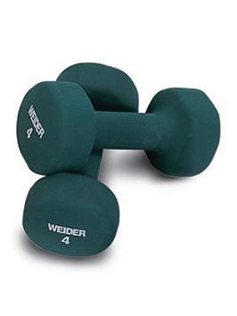 weider-4kg-dumbbell-pair