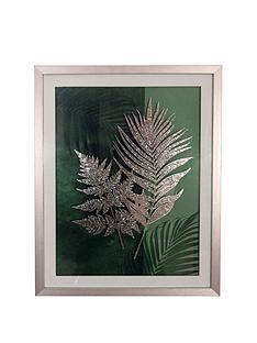 arthouse-fern-framed-print-with-foil