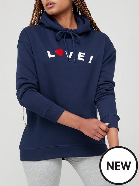 v-by-very-love-slogan-oversized-hoodie-navy