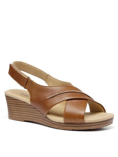 hotter-bali-wide-fit-wedge-sandals-tan