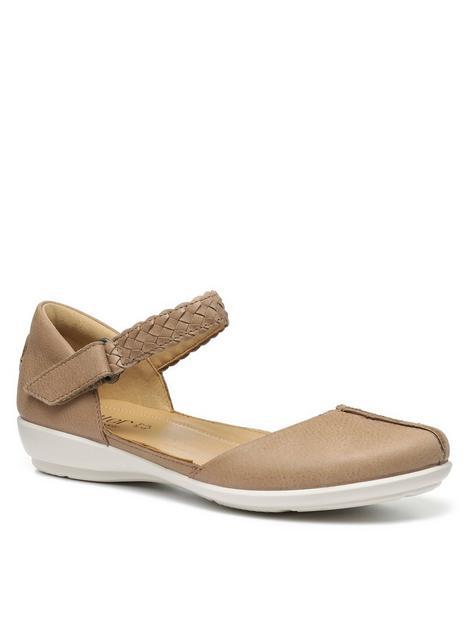 hotter-lake-flat-shoes-sand