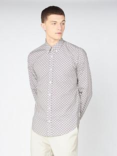 ben-sherman-ben-sherman-long-sleeve-mini-foulard-print-shirt