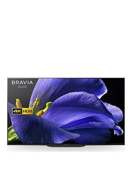 sony-bravia-kd65ag9-65nbspinch-oled-4k-hdr-ultranbsphd-smart-android-tv-with-voice-remote