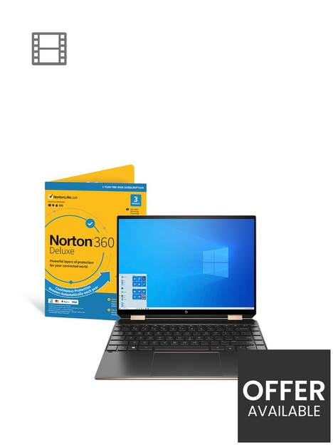 hp-spectre-14in-fhd-laptop-14-ea0007na-intel-core-i5-1135g7-8gb-ram-512gb-ssd-including-norton-360-with-optional-microsoft-365-family-15-months-black