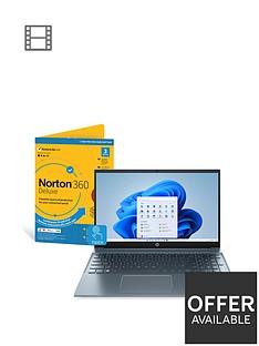 hp-pavilion-15-eg0032na-intel-i3-1115g4-8gb-ram-256gb-ssd-15in-fhd-touchscreen-laptop-including-norton-360nbspwith-optional-microsoft-365-family-15-monthsnbsp--blue