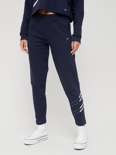 tommy-sport-regular-flag-graphic-pants-navy