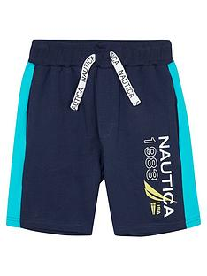 nautica-junior-boys-side-panel-jog-shorts-navy