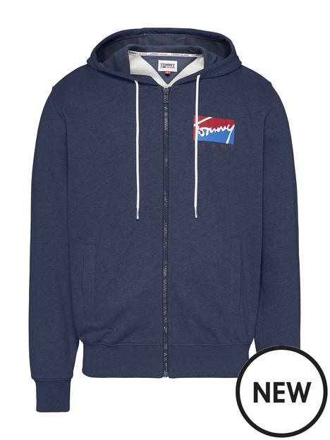 tommy-jeans-essential-zip-through-hoodie-navy