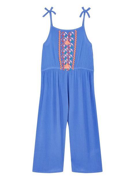 monsoon-girls-sew-embroidered-tassel-playsuit-blue