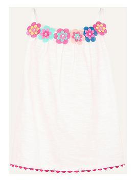 monsoon-girls-fiesta-flower-cami-white