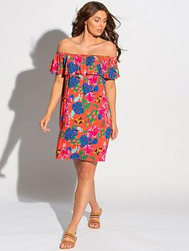 pour-moi-woven-bardot-beach-dress