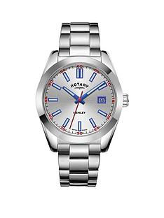 rotary-rotary-henley-silver-dial-stainless-steel-bracelet-watch