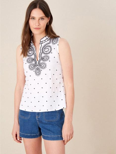 monsoon-linen-embroidered-tank-ivory