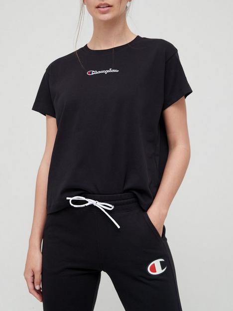 champion-boxy-t-shirt-black