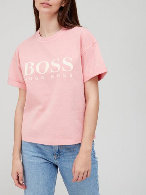 boss-evina-logo-t-shirt--nbsppink