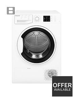 hotpoint-activecarenbspntm1081wk-8kg-loadnbsptumble-dryer-white