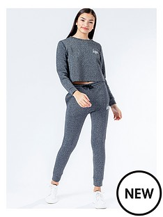 hype-girls-bella-overhead-quilted-cropped-sweatshirt-charcoal