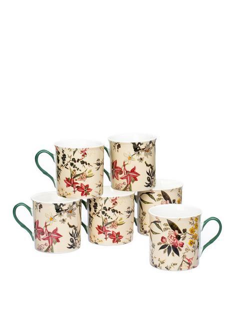 waterside-set-of-6-botanical-garden-mugs