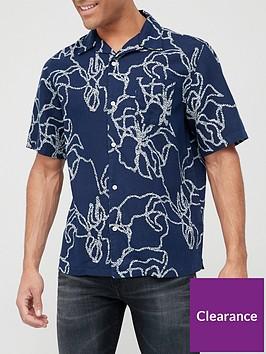 edwin-enitsuj-all-over-printnbspgarment-wash-shirt-navy