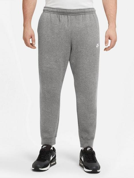 nike-plus-size-club-fleece-joggers-dark-grey