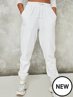 missguided-missguided-oversized-90s-jogger-white