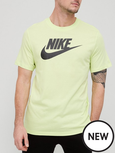 nike-futura-t-shirt-yellow