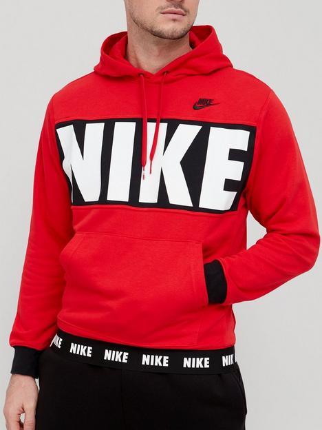 nike-spe-french-terrynbsppullover-hoodie-redblack