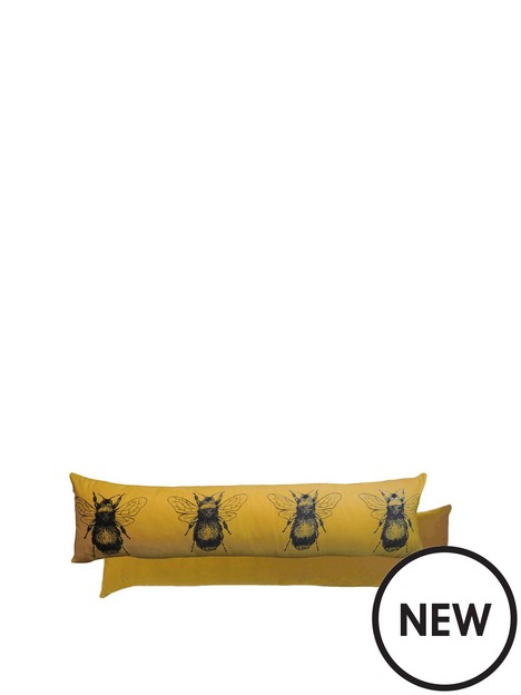 riva-home-gold-bee-draught-excluder