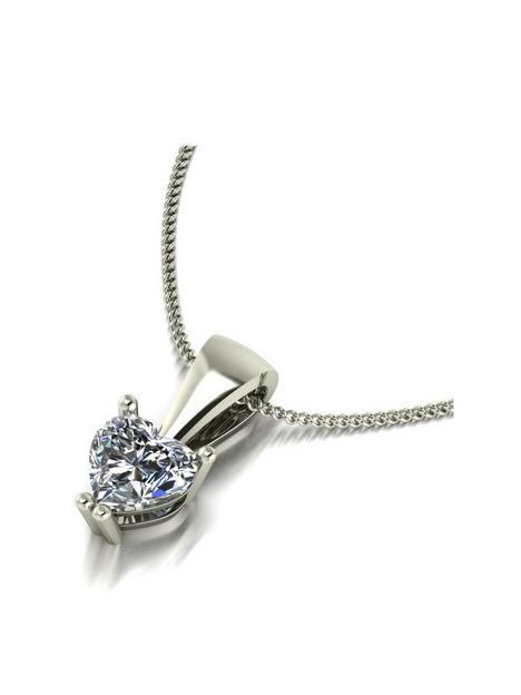 moissanite-moissanite-9ct-white-gold-050ct-heart-pendant-chain