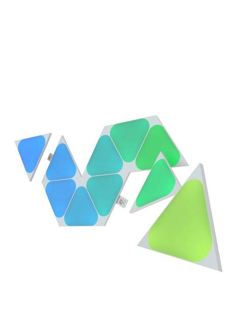 nanoleaf-shapes-triangles-mini-expansion-pack-10pk