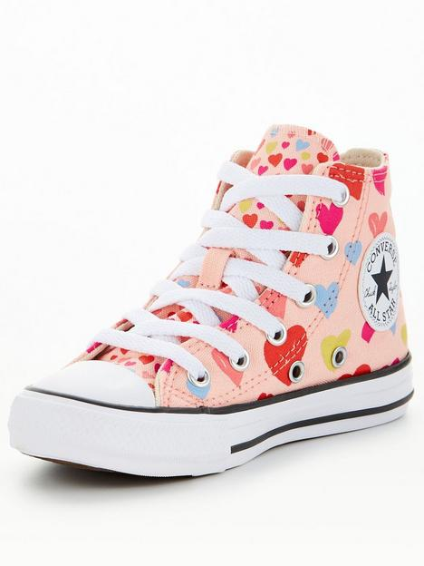 converse-converse-chuck-taylor-all-star-heart-hi-childrens-trainer