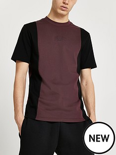river-island-prolific-block-burgundy