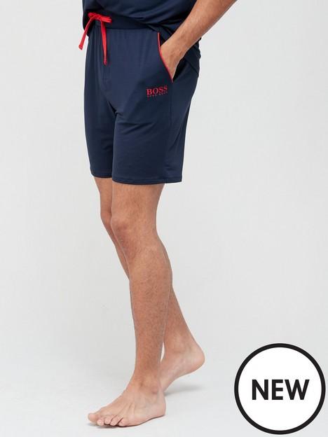 boss-refined-lounge-shorts-navy