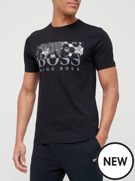 boss-teally-large-logo-t-shirt-black