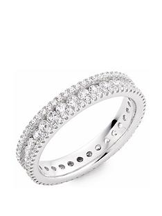 beaverbrooks-beaverbrooks-sterling-silver-cubic-zirconia-triple-row-ring