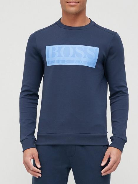boss-salbo-batch-logo-sweatshirt-navy