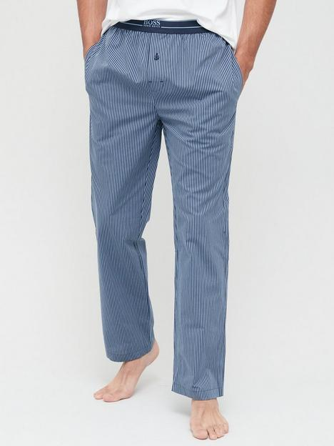 boss-urban-lounge-woven-pants-navy