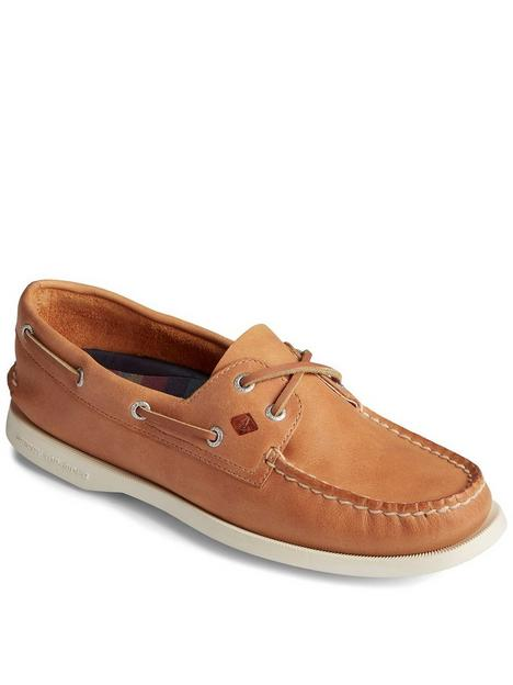 sperry-leather-boat-shoe-tan